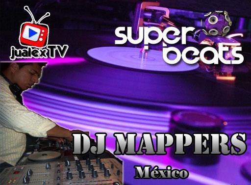 DJ MAPPERS - MX